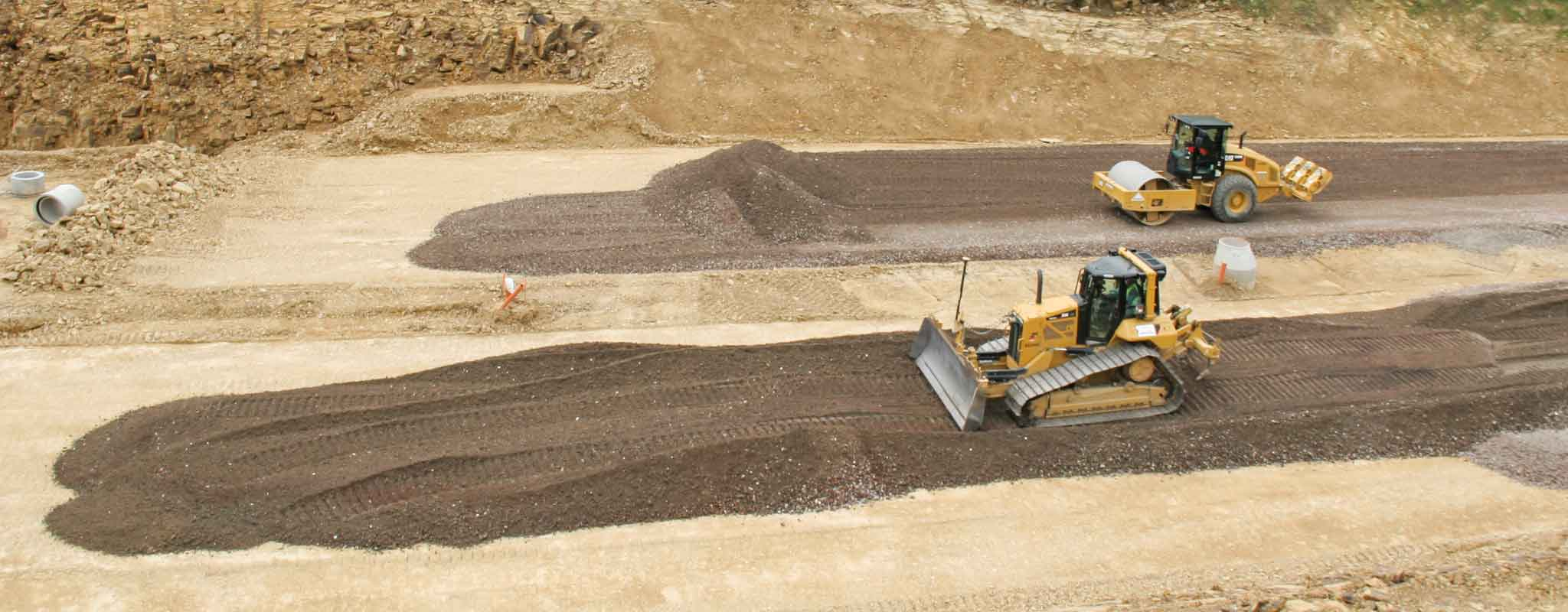 Environment and technology: Important aspects for recycled aggregates
